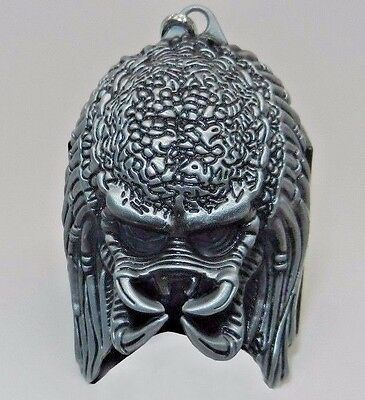 low priced 729b0 30a26 ... closeout predator vs alien movie keychain or necklace pendant steel  metal key chain ebc00 17cb4