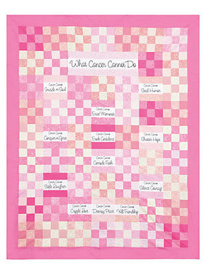 Quilting Pattern Leaflet Hope Quilt