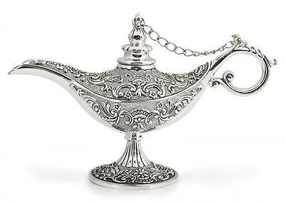 Brand New, Silver Oil Lamp, Aladdins Oil Lamp, New Gift