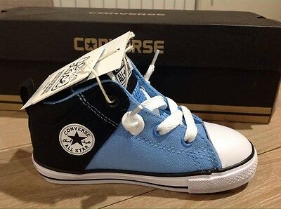 """LIMITED EDITION"" New Authentic CONVERSE  Kids Unisex Slip-On Sneakers. Sz - 8"