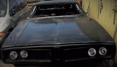 1971 Dodge Charger SE 1971 Charger Factory AC complete dry car #'s matching muscle car vintage classic