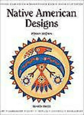 Design Source Bks.: Native American Designs Vol. 24 by Penny Brown and Larry...