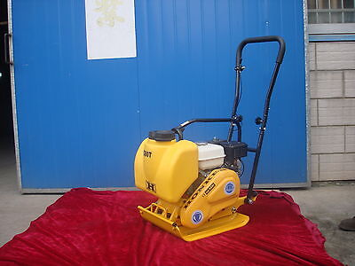 WACKER PLATE COMPACTOR PLATE COMPACTION PLATE c60 WITH WATER TANK 2017