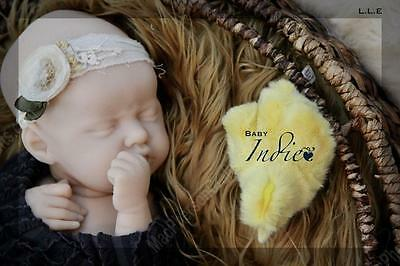 ~InDiE DOLL KIT By LaUrA LeE EaGLeS  LE~ REBORN DOLL SUPPLIES