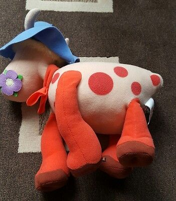 The magic roundabout Ermington soft toy