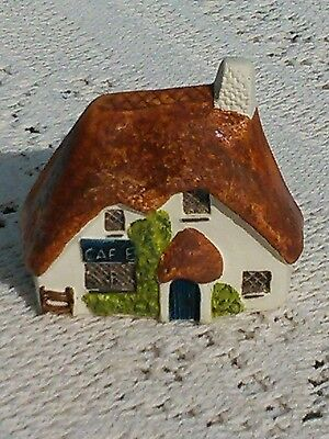 Philip Launceston Pottery Cottage THE CAFE VGC OLD made in Devon, England