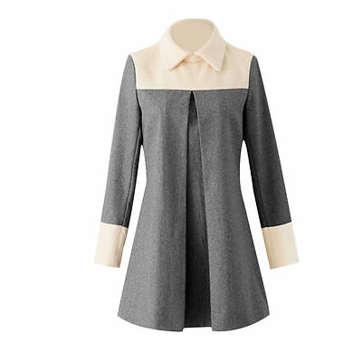 Maternity Pregnancy Long Sleeve Fashion Casual Dress Suits Size 12-16