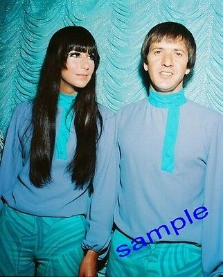 Sonny And Cher Photo Photo Disc 500 In All