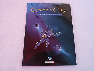 BD - Golden City - T3 . Nuit Polaire EO