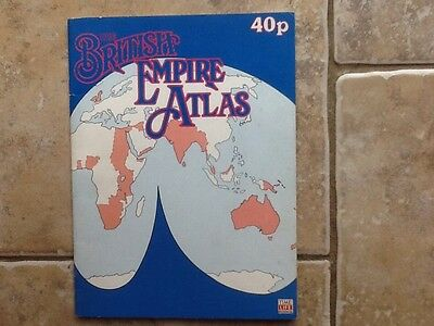 Map Book - British Empire