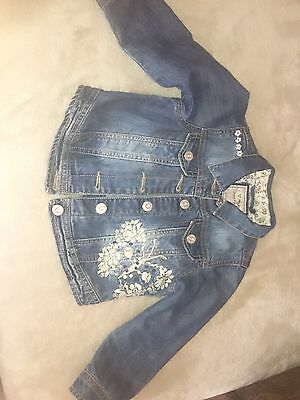 Next Denim Jacket in excellent condition (3-4yrs)
