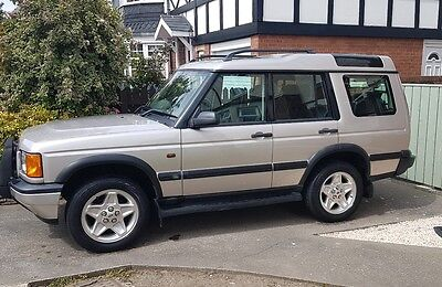 REDUCED Land Rover Discover 2 td5 4 x 4