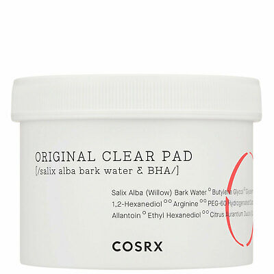 [COSRX] One Step Original Clear Pads 70ea /3rd Edition One Step Pimple Clear Pad
