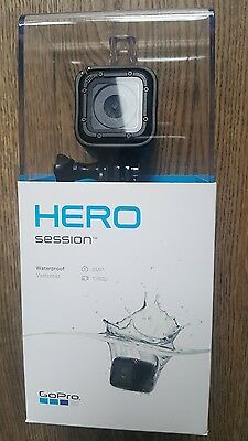 GoPro HERO 4 Session NEW Action Camera 8 Mp Wi-Fi BLUETOOTH Waterproof