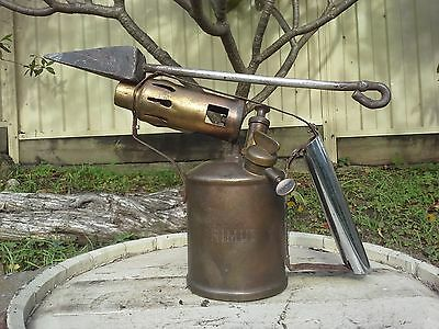 VINTAGE PRIMUS BLOW LAMP / TORCH - Made in Sweden