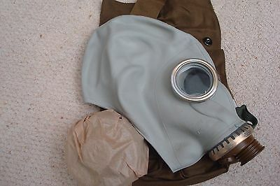 Russian GAS MASK SOVIET RESPIRATOR with Bag and filter