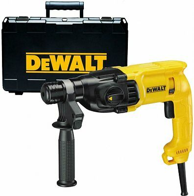 Dewalt D25033K 240v SDS+ SDS Plus Hammer Drill 2Kg 3 Mode New