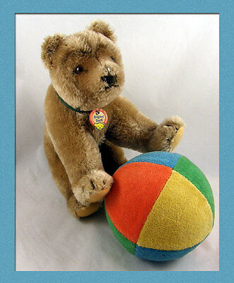 Old Steiff  Bear in Beautiful Condition with Chest Tag