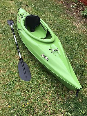 Aruba Kayak With Paddles Escape The Indoors ™ Made in the USA
