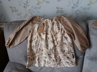 Childs Art Smock aged 3-4 years