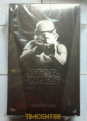 Ready! Hot Toys MMS267 Star Wars Episode IV 4 A New Hope Stormtrooper 1/6 Figure