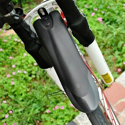 Bicycle Bike Cycling MTB Mountain Front / Rear Mud Guards Mudguard Fenders A#