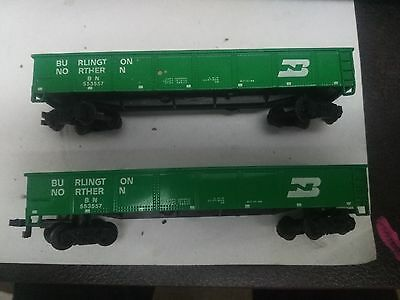 ho freight wagons