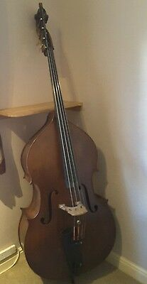 3/4 Double Bass with Low C extension