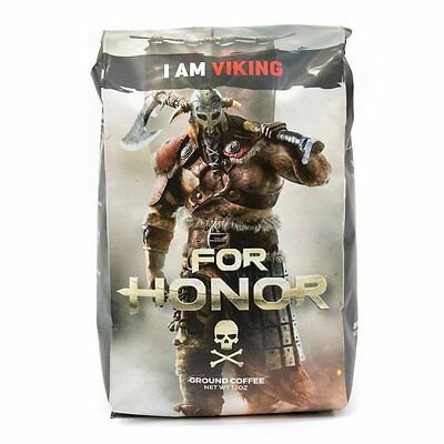 12oz Death Wish Ground Coffee The World's Strongest Coffee New For Honor