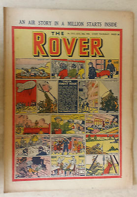 Comic- THE ROVER, NO 1313, 26th August 1950