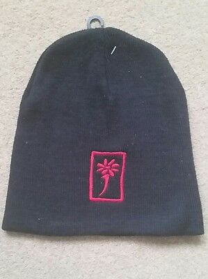 james the band tim booth embroidered beanie hat