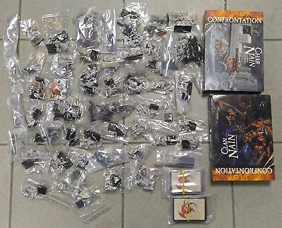 Dwarfs Tir Na Bor Rackham Confrontation Lot – Complete Army Pack Collection
