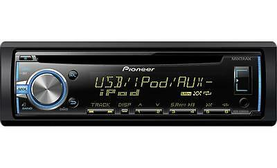 Pioneer Deh-X3800Ui Car Cd Player Stereo Radio Usb Ipod Iphone Android  Aux Usb