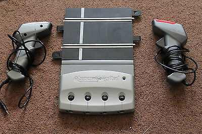 Scalextric Digital Powerbase + Controller Starter Pack To Convert Analogue