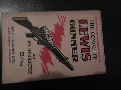 Ww2 The Complete Lewis Gunner