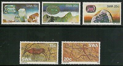 Lot 2259 - South West Africa – Mint Not Hinged selection
