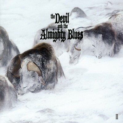 Cd Devil And  The  Almighty Blues - Ii -