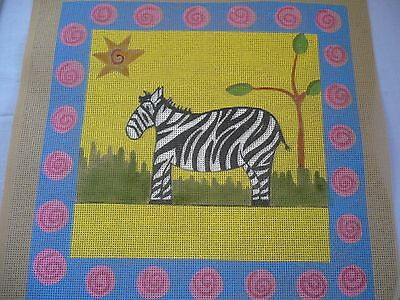 Tapestry Printed Canvas - Zebra in the Sun