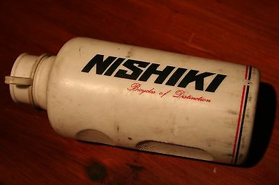 Nishiki Vintage Bicycle Water Bottle.