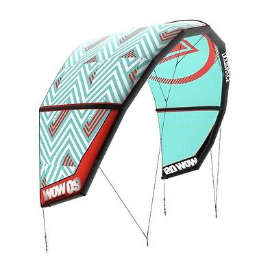 NEW Liquid Force WOW 12m Kite Only: Kiteboarding