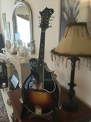 2002 Gibson Fern F5L Mandolin -A Marvellous Mandolin In Exceptional Condition