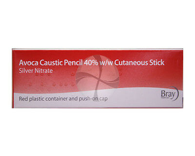 Avoca Caustic Pencil 40% W/w Cutaneous Stick