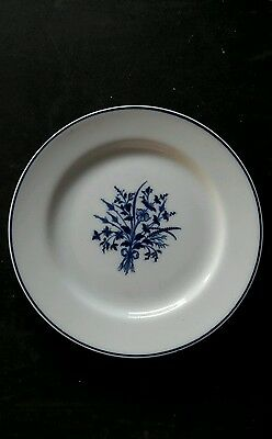 Assiette Porcelaine D'ARRAS