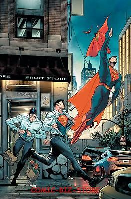 Superman #25 (2017) 1St Printing Variant Cover Dc Universe Rebirth