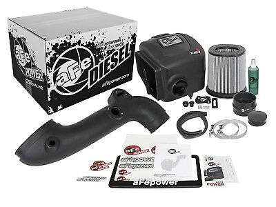 Diesel Elite Intakes Stage-2 Si GM Diesel Trucks 07.5-10 V8-6.6L 51-81332 aFe