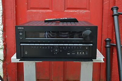 Onkyo Tx-Nr3010 9.2 Home Cinema Receiver Mint Condition