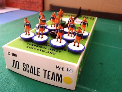 Subbuteo team HW Moulded Montpellier 2013/14