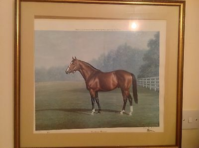 Richard Stone Reeves Limited Edition Print Northern Dancer