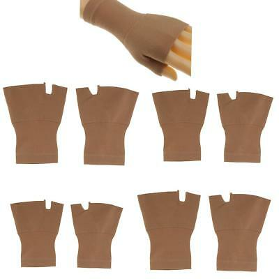 Anti Arthritis Therapy Compression Gloves Hand Joint Pain Relief - S M L XL