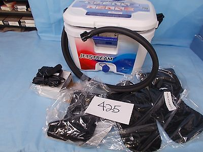 DeRoyal JetStream T700 Hot/Cold Temp Therapy Unit (NEW WITH PAD)